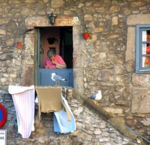 Cimadevilla, Gijón